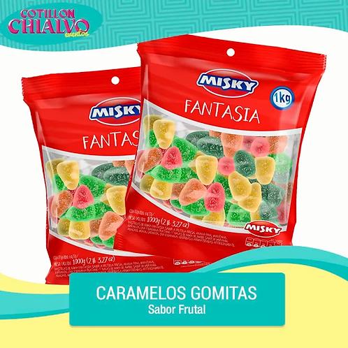 "Gomitas Fantasia ""Misky"" 1kg"