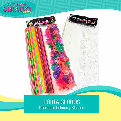 Palitos Porta Globos