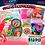 Thumbnail: Pack de cumpleaños frutillita + galera de regalo