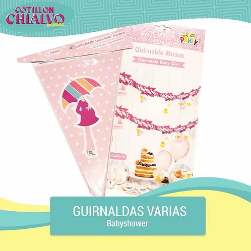 Guirnaldas Baby Shower