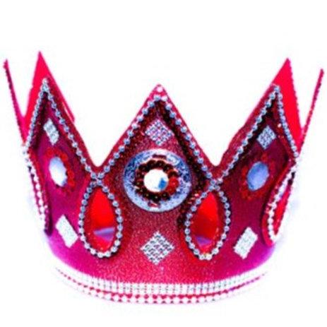 Corona Reina Lujo