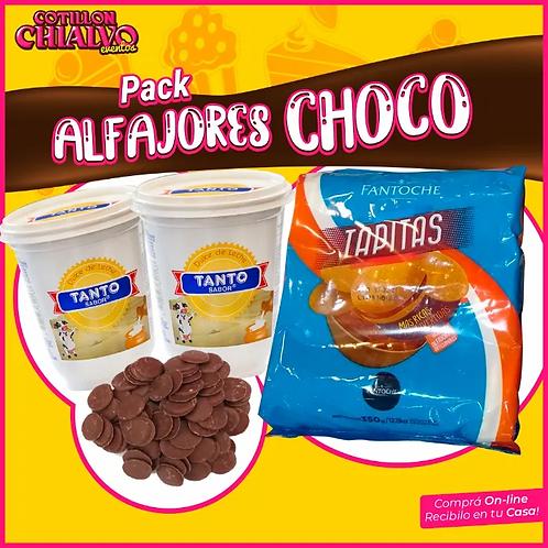 """Pack """"Alfajores Choco"""""""