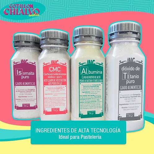 Ingredientes de Alta Técnología para Pastelería