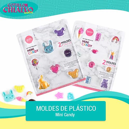 "Placa para Bombones ""Mini Candy"""