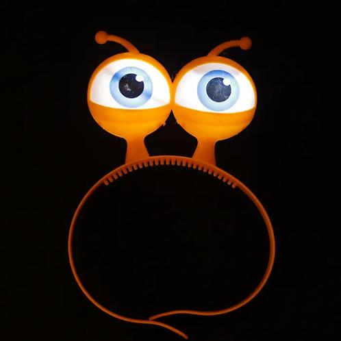 """Vincha LED """"Ojos"""""""
