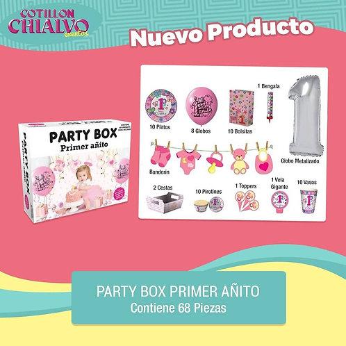"Party Box ""Primer Añito"""