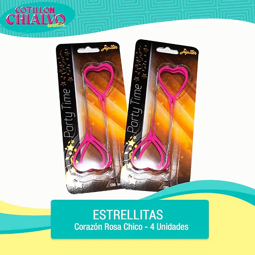 "Estrellita de Corazón Chica ""Jupiter"""
