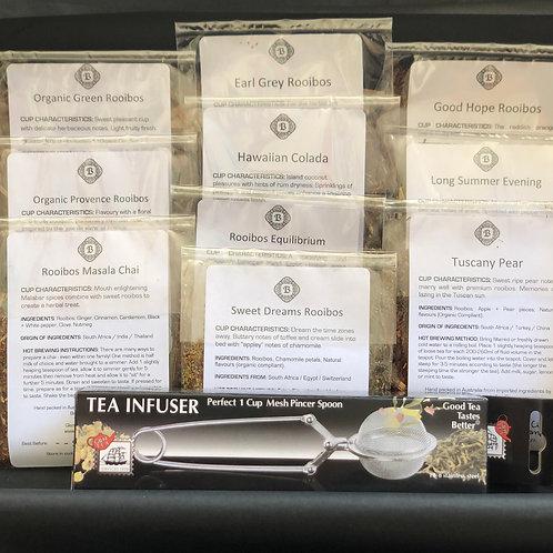 African Teatime Caffeine-free 10-Pack Plus