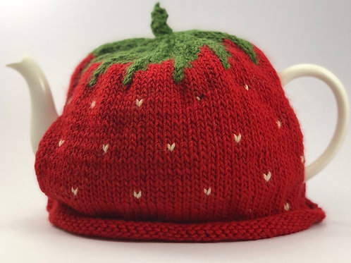 Strawberry Fields Cosy 4-6 cup pot