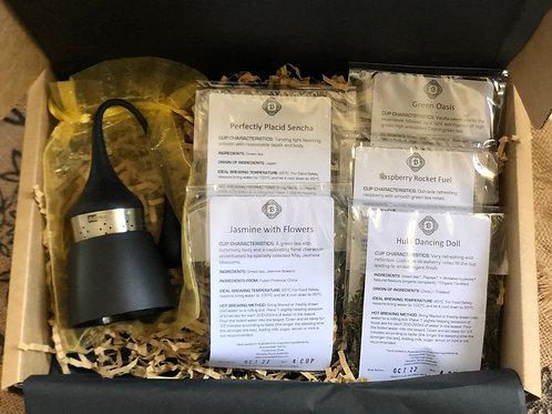 Easy Being Green Teatime 5-Pack Plus