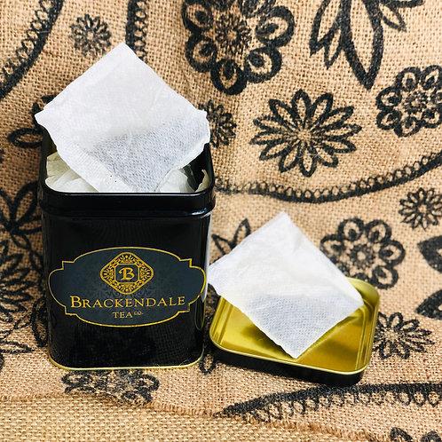 Premium Classic Black HAPPY Teabags