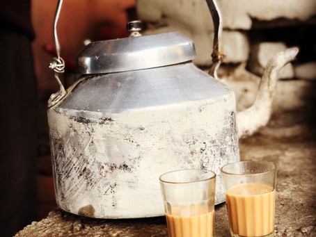 Chai?  Yes Please!