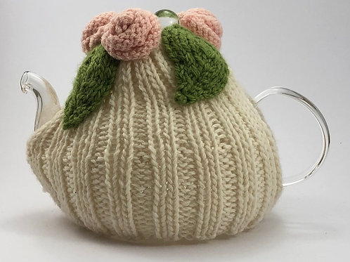 English Rose Cosy 2-4 cup pot