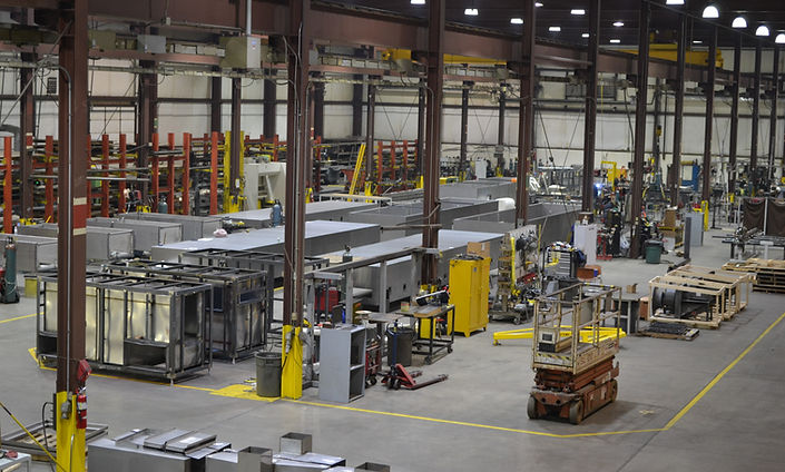 ASI Manufacturing Facility