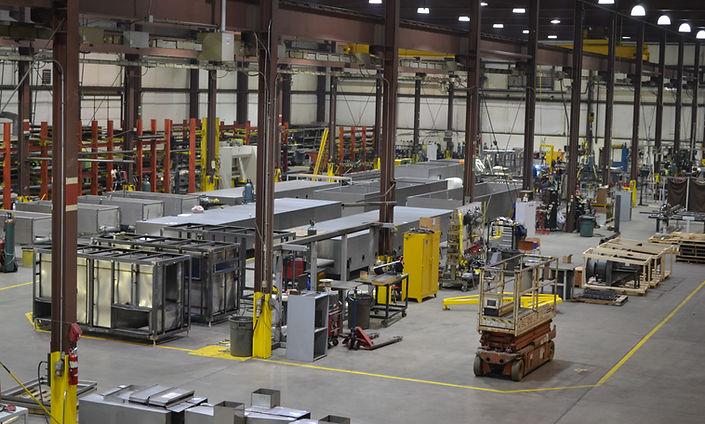 ASI Manufacturing Facility