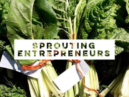 sprouting entrepreneurs