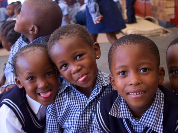 Kindergarten in Johannesburg