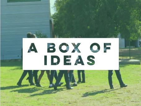 A Box Full of Ideas