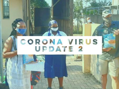 Corona Virus Update 2