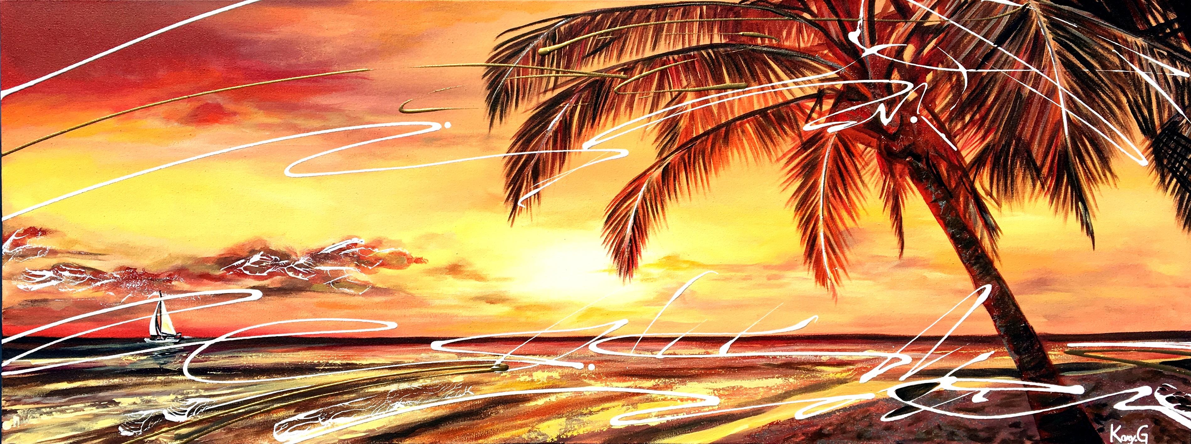 Voyage au soleil