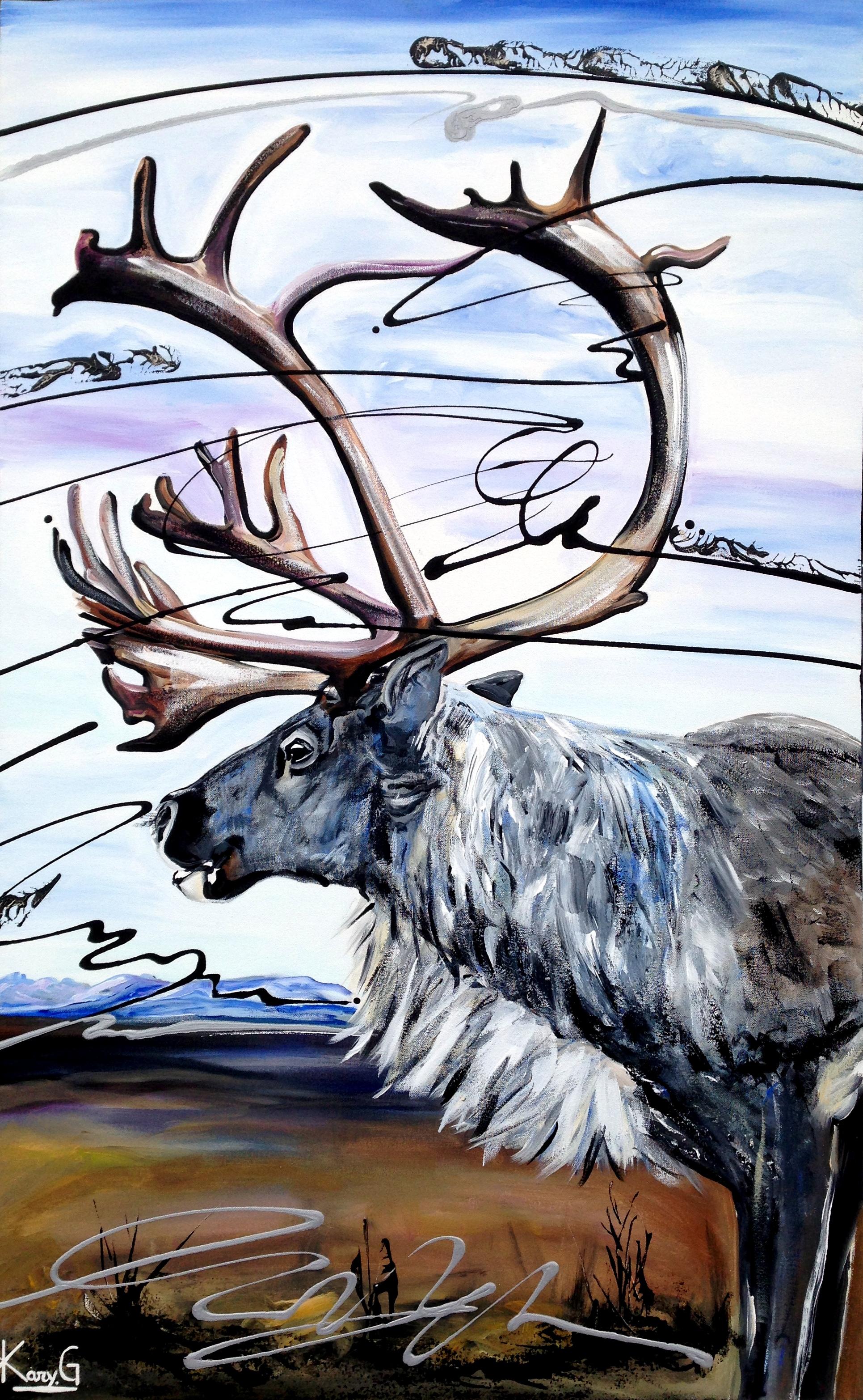 Le Caribou Forestier