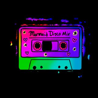 Mermaid Disco Mixed Tape
