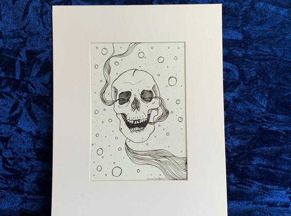 Skull, 2021
