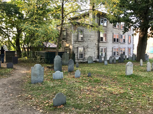 Historical Places, Salem, MA, 2018.