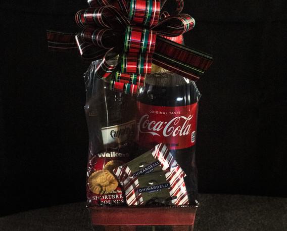 Captain Morgan and Coke Gift Set