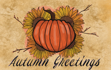 Autumn Greeting