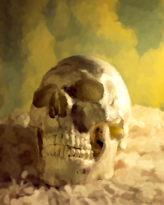 Painted Vintage Horror, 2021