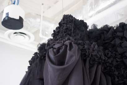 The Veil (detail), 2019