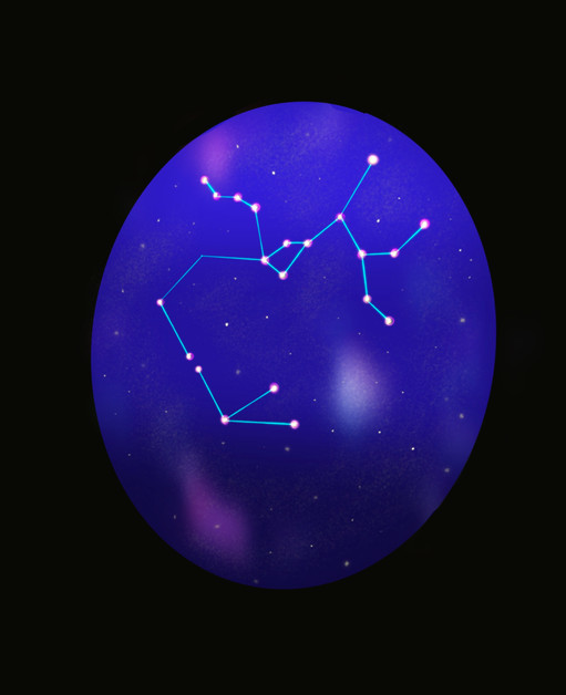 Constellation, 2021_