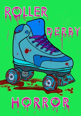 Roller Derby Horror Show, 2020.