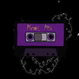 Metal Mixed Tape