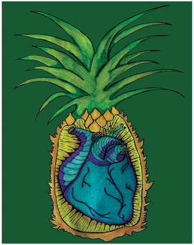 Pineapple, 2020_