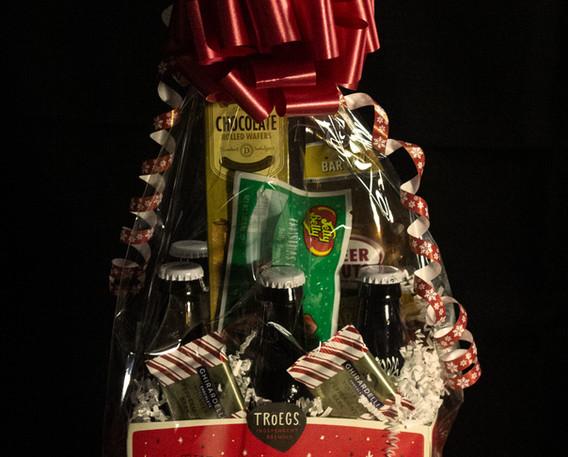 Troegs Mad Elf Gift Basket