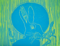 Summer Hare Series, 2019_