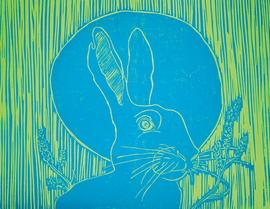 Summer Hare Series, 2019_
