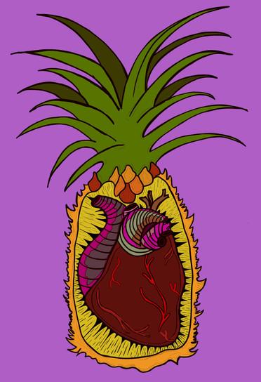 Pineapple 2, 2020.