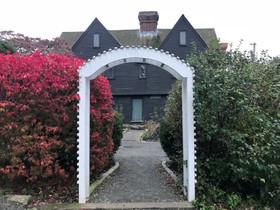 Historical Places, Salem MA, 2018.