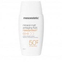 Mesoestetic Mesoprotech Mineral Matt Antiaging Fluid SPF50+
