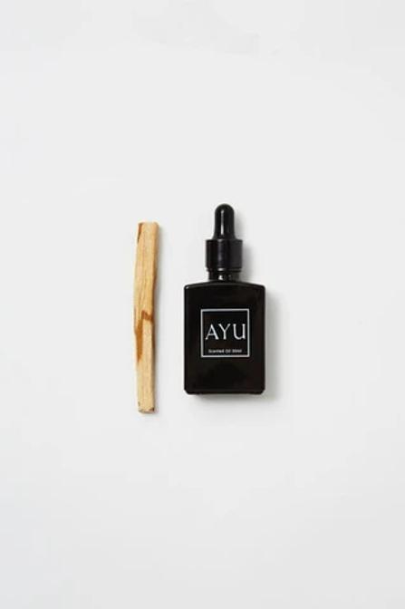 White Oudh Perfume Oil 30ml