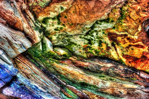 Colorful Rocks 4