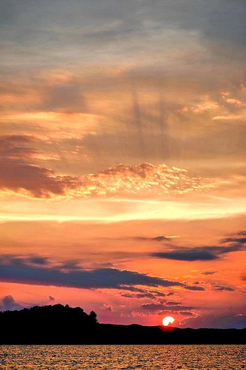 Hamlin Sunset