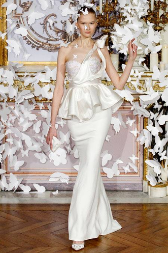 The Romanticism of Alexis Mabille