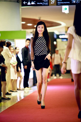 Tammy's Prefall collection launches at Lotte Center
