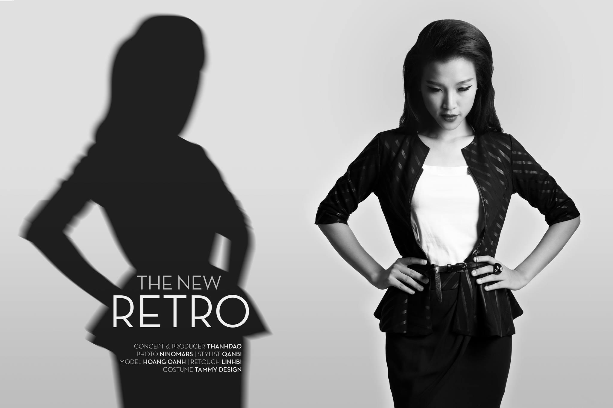 THE NEW RETRO - JULY 2013