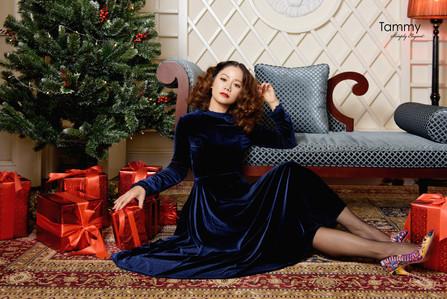 Tammy in Tammy's designs Christmas '17 collection: Bộ sưu tập đầy ấn tượng dành riêng cho mù