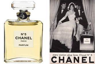 The perfect scent: Chanel No5